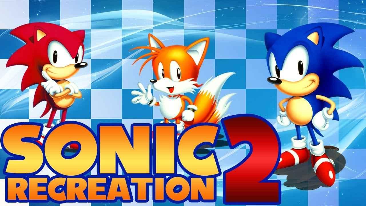 Sonic 2: Recreation