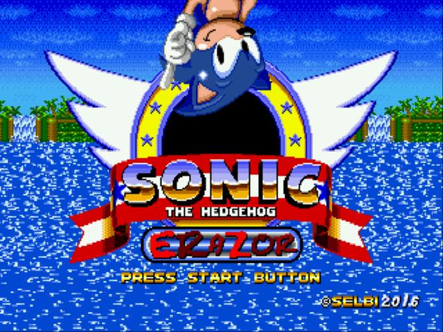Sonic ERaZor (v6.0)