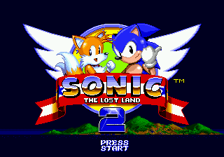 Sonic: The Lost Land 2