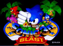 Super Sonic in Sonic 3D