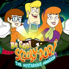 Be Cool Scooby-Doo! The Mysterious Mansion