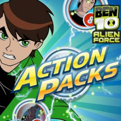 Ben 10 Alien Force. Action Packs