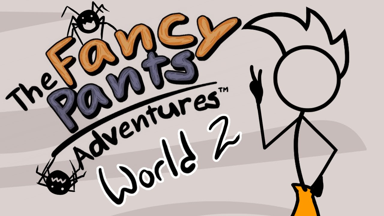 The Fancy Pants Adventures: World 2