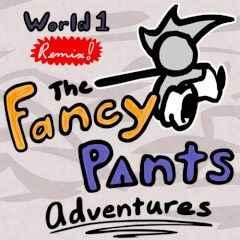 The Fancy Pants Adventures: World 1 Remix