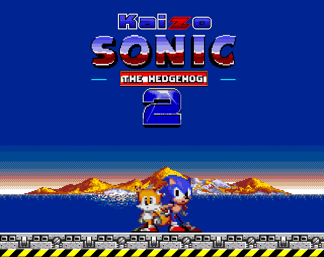 Kaizo Sonic 2
