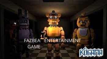 Kogama: Fazbear Entertainment Game