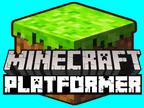 Minecraft Platformer 1