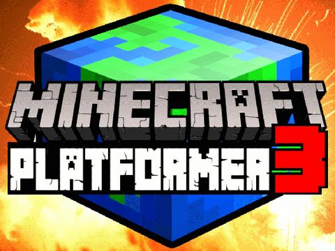 Jogar Minecraft Platformer 3 Gratis Online