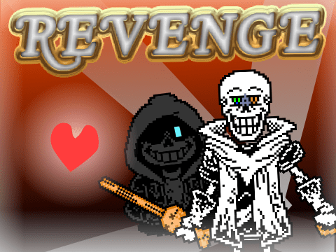REVENGE – UNDERTALE FAN GAME