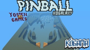 Jogar Kogama: Pinball KoGalaxy Gratis Online
