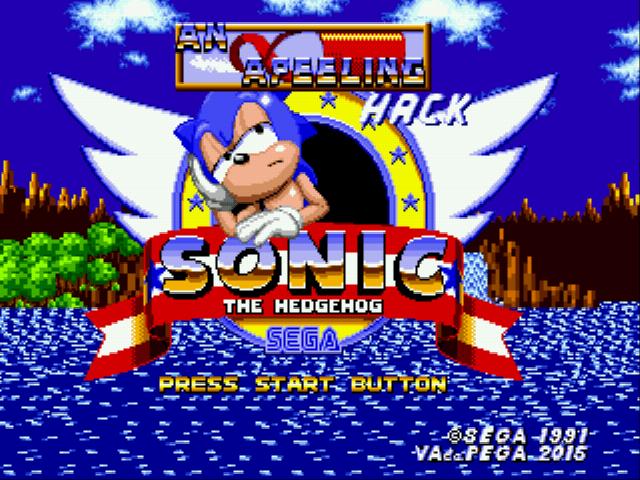 An Apeeling Sonic Hack