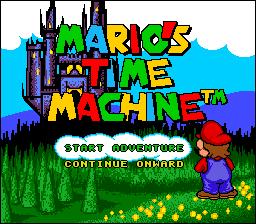 Jogar Mario's Time Machine Gratis Online