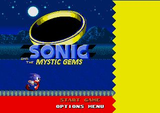 Sonic And The Mystic Gems