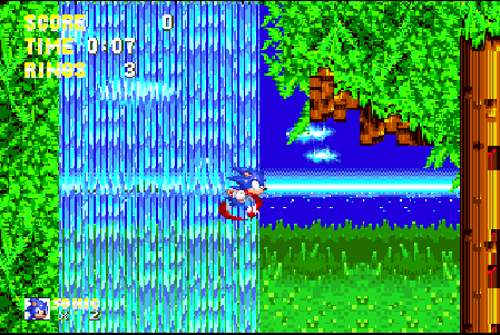 Sonic 3 & Knuckles hack by JukeDenton 0.39