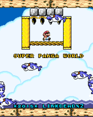 Super Panga World