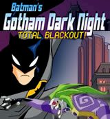 Batman. Gotham Dark Night. Total Blackout