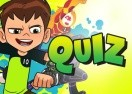 Quiz Ben 10: Que alienígena é você?