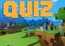 Quiz: é o Mestre de Minecraft?