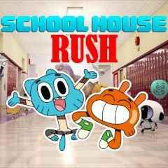 Play Gumball School House Rush