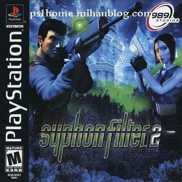 Jogar Syphon Filter 2 PS2 Gratis Online