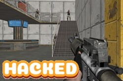 Warfare Area Hacked