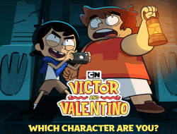 Victor e Valentino Which Character are You