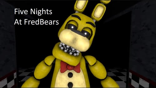 Five Nights at Fredbears REMASTERED