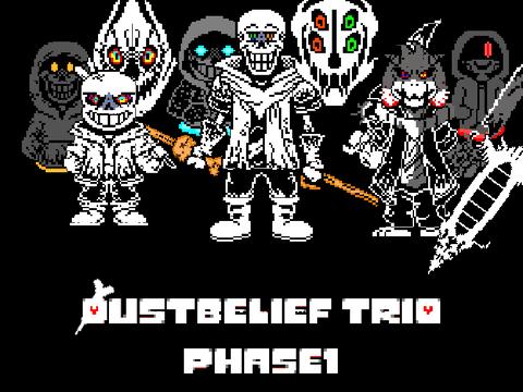 Dustbelief trio phase1