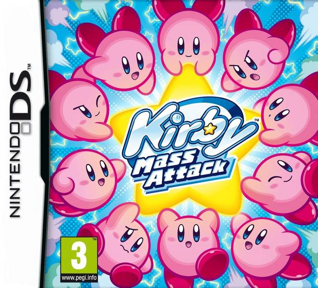 Kirby Mass Attack – NDS