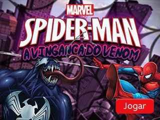 Spider Man Venom Vengeance