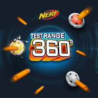 NERF TEST RANGE 360