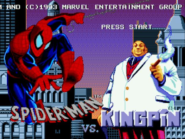 Jogar The Amazing Spider-Man vs. The Kingpin Gratis Online