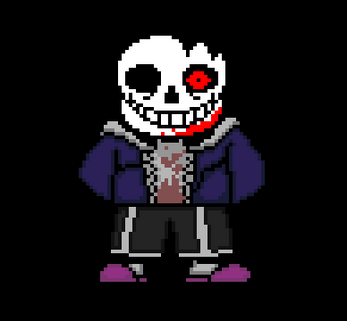 Bad Time Simulator – Horrortale