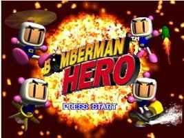 Jogar Bomberman Hero 64 Gratis Online