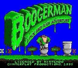 Jogar Boogerman – A Pick and Flick Adventure Gratis Online