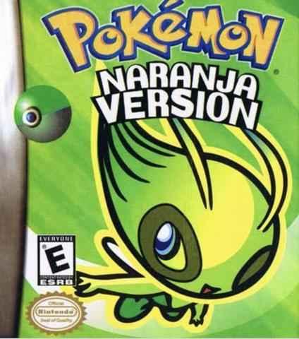 Pokémon Naranja ( GBA)