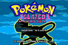 Pokemon Glazed (beta 7: final)