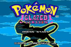 Jogar Pokemon Glazed (beta 7: final) Gratis Online