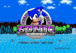 Sonic – Beyond Infinity GEN Rom