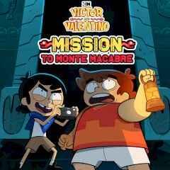Victor e Valentino Mission to Monte Macabre