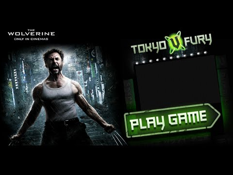 X-Men Wolverine Tokyo Fury