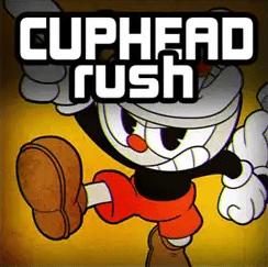 jogar Cuphead Rush gratis online
