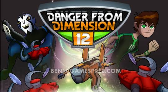 Jogar Ben 10 Ultimate Alien: Danger Dimension Gratis Online