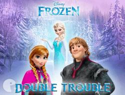 Jogar Frozen Double Trouble Gratis Online