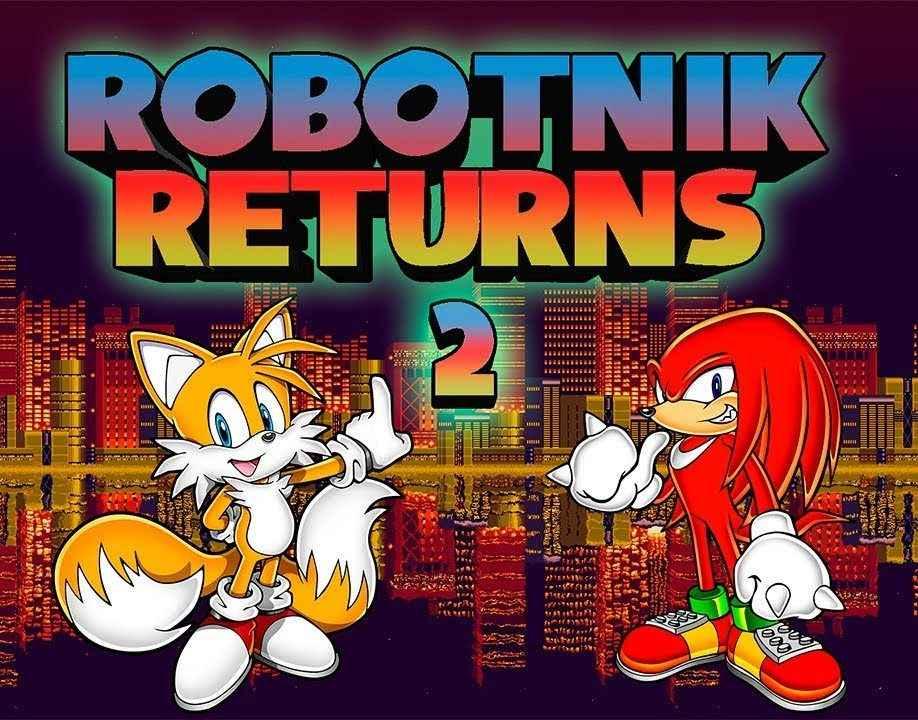 Robotnik Returns 2