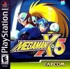 Megaman X5 ( PS1 )