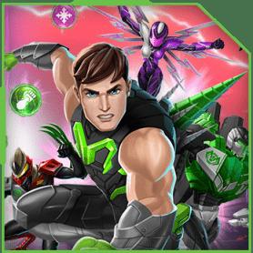 Max Steel – COMBINE E DESTURA