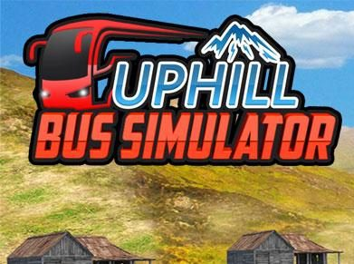 Jogar Uphill Bus Simulator 3D Gratis Online