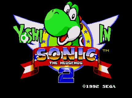 Yoshi in Sonic 2