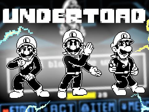 Undertoad Luigi Battle